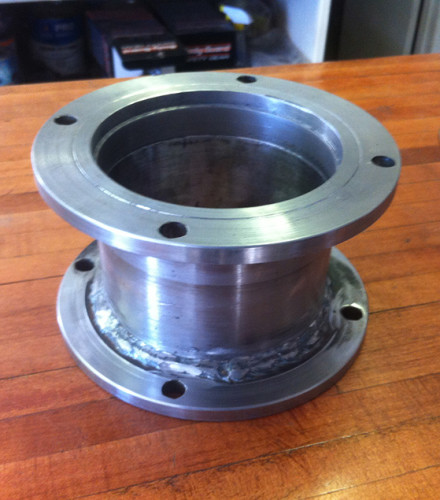 Machined Flange