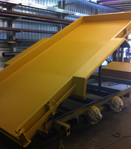 Hydraulic Lift Trailer